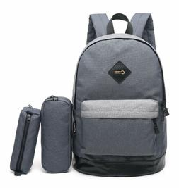 classic laptop backpack boys girls high school