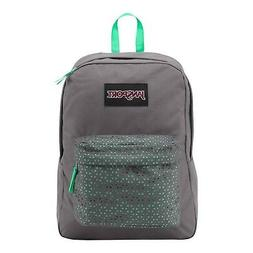 JanSport Mens Classic Mainstream High Stakes Backpack - Shad