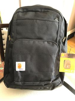 carhartt classic work pack back pack black with tags