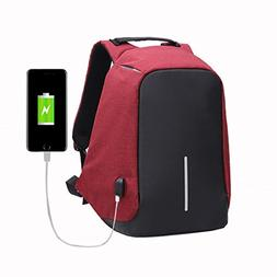 College Backpack, Business Laptop Backpack, Anti-theft Water