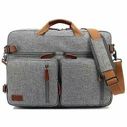 CoolBELL Convertible Backpack Messenger Bag Shoulder Bag Lap
