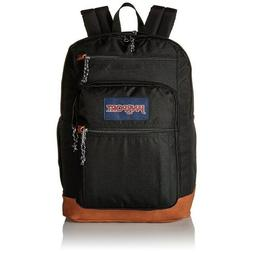 JanSport Cool Student Backpack - Black, NEW w/Tags, 100% Aut