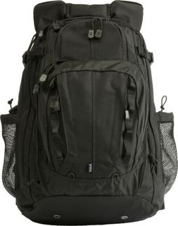 5.11 Tactical Unisex COVRT 18 Backpack Black Size Main Stora