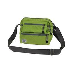 Everest Cross Body Bag Color: Lime