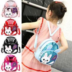 Cute Kids Toddler Backpack Kindergarten Schoolbag 3D Cartoon