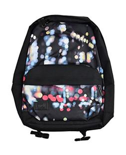 VANS Deana III Black Flashing Lights Backpack
