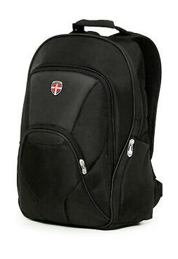Ellehammer Deluxe Backpack Laptop Bag in Black Copenhagen Lu