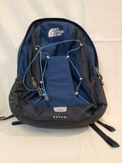 THE NORTH FACE- DEMO TNF BLUE JESTER BACKPACK- GREAT FOR SCH