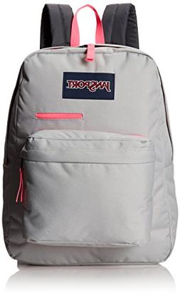 JanSport Unisex Digibreak Grey Rabbit Backpack
