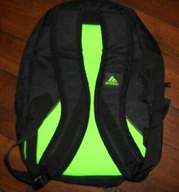 adidas Hilcrest Packpack Rip-Stop Polyester Black/Day-Glo Li
