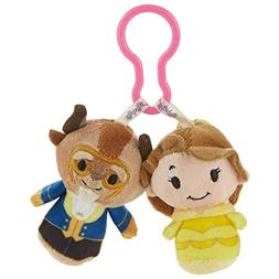 Disney Beauty and the Beast itty bittys Clippys Stuffed Anim