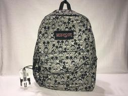 Disney Jansport Mickey Mouse Collab Book bag / Backpack Blac