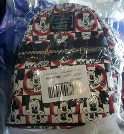 Disney Mickey Mouse Club Loungefly Mini Backpack New