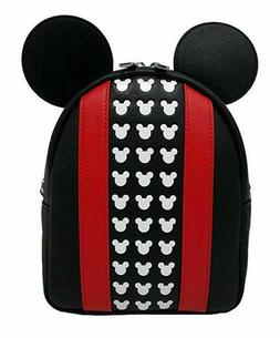 Loungefly Disney Mickey Mouse Convertible Backpack Crossbody