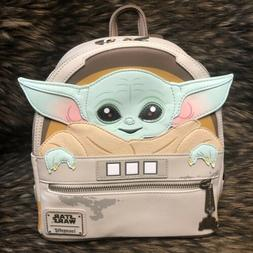 Loungefly Disney Star Wars Mandalorian Baby Yoda The Child C