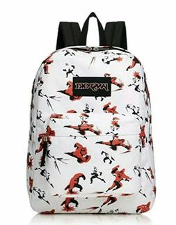 JANSPORT Disney The Incredibles 2 Backpack Mr. Incredible Su