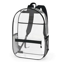 Dot&Dot Heavy Duty Clear Backpack