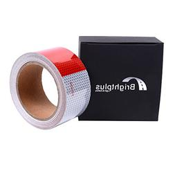 DOT-C2 Safety Tape Reflective Tape Auto Car Red And White Ad