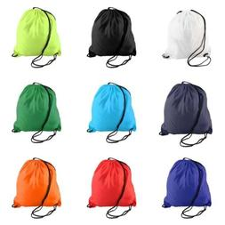 Drawstring Backpack Original Tote Bags for Gym Hiking Travel