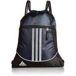 Adidas Drawstring Backpack Sackpack Sport Gym Bag School Tra