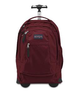JanSport Driver 8 Rolling Backpack Viking Red - JanSport Rol