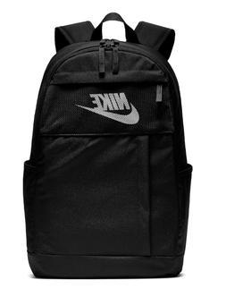 Nike Elemental 2.0  Backpack Unisex ba5878-010 Black white R