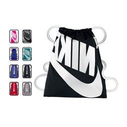 Nike Elite Drawstring Bag NWT Heritage Gym Sack Backpack Exp