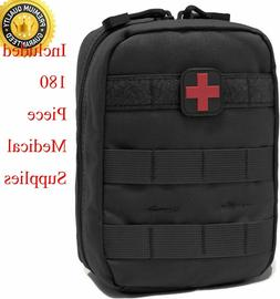 EMT POUCH MOLLE IFAK POUCH TACTICAL MOLLE MEDICAL FIRST AID