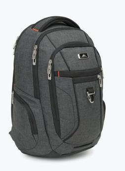 High Sierra Endeavor Business Elite Backpack, Mercury Heathe