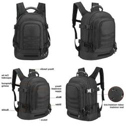 ARMYCAMOUSA Expandable Adjustable Backpack W Waist Strap 39