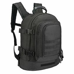 Expandable Adjustable Backpack With Waist Strap 39 - 64 L La