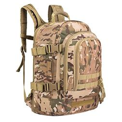 Tactical Rucksacks Backpack Expandable Large 3 Day Assault P
