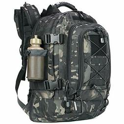 ARMYCAMOUSA 40L - 64L Outdoor Expandable Tactical Backpack M