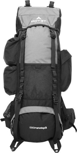TETON Sports Explorer 4000 Internal Frame Backpack; High-Per