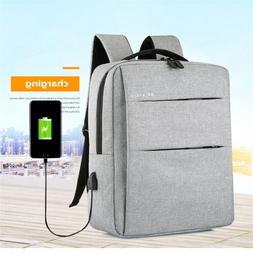 Extra Large Men Backpack Anti-theft Laptop Travel School Boo