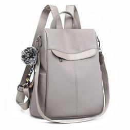 Fashion Backpack 14 inch Laptop Backpacks Women Travel Bags