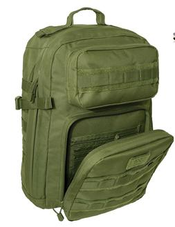 Fast Mover Quick Access Olive Drab Tactical Backpack Rothco