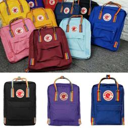 Fjallraven Kanken Rainbow Backpack 7L Mini/16L Classic Size