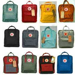 Fjallraven Kanken20L / 16L / 7L /Backpack Handbag Outdoor Sp