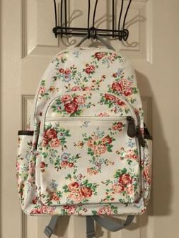 Leaper Floral School Backpack for Girls Travel Bag Bookbags