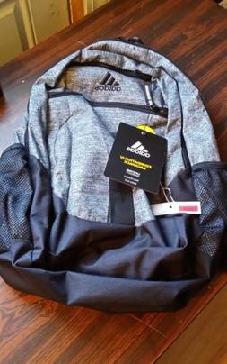 adidas Foundation Iv Backpack, Onix Jersey/Black, One Size