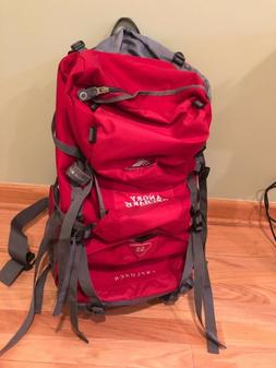 """High Sierra Frame Pack - Explorer 55 version """"Angry Orchard"""