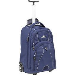 High Sierra Freewheel Rolling Backpack 7 Colors