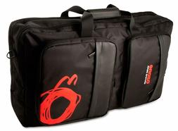 Ozone Gaming Lanpck Casual Daypack, 60 cm, 5 liters, Black ,