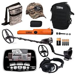Garrett AT PRO Metal Detector Bonus Pack with Propointer AT,