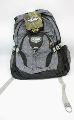 Grip by High Sierra Backpack Grey Gray Knots/Black NEW