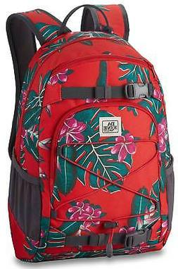 DaKine Grom 13L Backpack - Red Jungle Palm - New