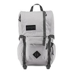 JanSport Hatchet Laptop Backpack - Grey Heathered Poly