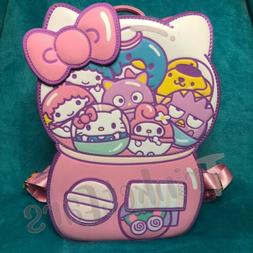 Loungefly Hello Kitty Kawaii Machine Figural Mini Backpack N