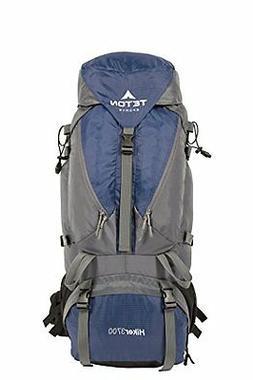 TETON Sports Hiker 3700 Ultralight Internal Frame Backpack;